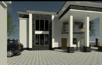 Covid Promo 700sqm for 5 Bedroom Detached Duplex, Behind River Park Estate, Lugbe District, Abuja, Residential Land for Sale