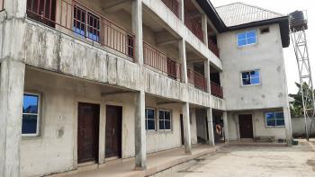 School Building on 3 Floors, Consisting 11 Classrooms, 4 Staff Room, Rumuekini/ Aluu Road, Rumuekini, Port Harcourt, Rivers, Commercial Property for Sale