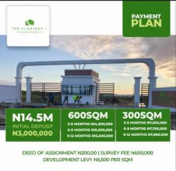 Estates Land Surrounded By Development, Behind Shoprite, Sangotedo, Ajah, Lagos, Residential Land for Sale