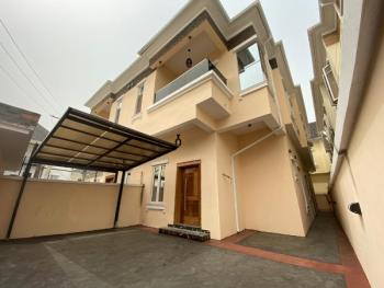 Luxurious, Brand New 4-bedroom Semi-detached House with Bq, Lekki, Lagos, Semi-detached Duplex for Sale
