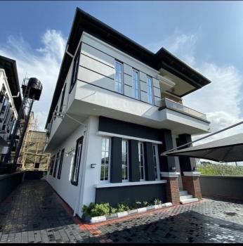 Brand New 5 Bedroom Detached House with Bq, Megamound Estate, Ikota, Lekki, Lagos, Detached Duplex for Sale