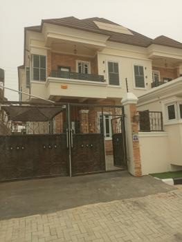 Luxury 4bedroom Duplex, Chevy View Estate, Lekki, Lagos, Semi-detached Duplex for Rent