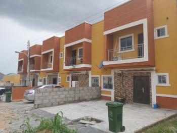 Beautiful & Spacious 2 Bedroom Terraced Duplex, Lennar Hillside Estate, Beside Brick City Estate, Kubwa, Abuja, Terraced Duplex for Sale