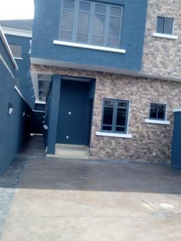 Brand New 5 Bedrooms Semi Detached Duplex, Off Gbenga Asafa, Oni Ikoyi Side, Parkview, Ikoyi, Lagos, Semi-detached Duplex for Sale