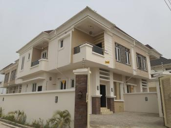 4 Bedrooms Semi-detached Duplex House with Bq in Serene Environment, Located at Ajah Lekki Lagos Nigeria, Sangotedo, Ajah, Lagos, Semi-detached Duplex for Sale