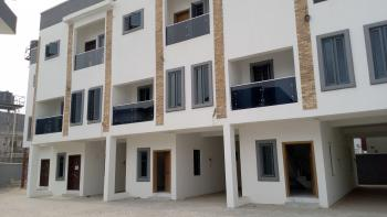 4 Bedroom House with Communal Pool and Bq, Ikota Villa Estate, Ikota, Lekki, Lagos, Terraced Duplex for Sale