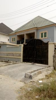2 Units of 3bedroom Terrace All Rooms Are Ensuite with Fitted Kitchen, Chevy View Estate., Lekki, Lagos, Terraced Duplex for Rent