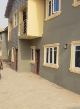 New House 2bedroom Flat with All Rooms Ensuites, Aerodrome Estate, Samonda, Ibadan, Oyo, Flat for Rent