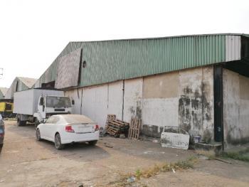 Warehouse of 40,000 Sqft, Matori, Oshodi, Lagos, Warehouse for Rent