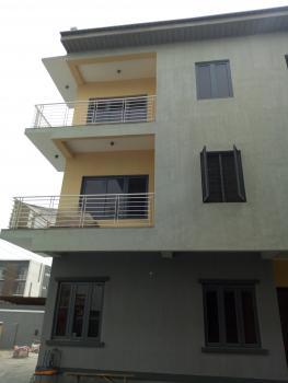 5 Bedroom Duplex Suitable for Office Use, Chisco Busstop, Ikate Elegushi, Lekki, Lagos, Terraced Duplex for Rent