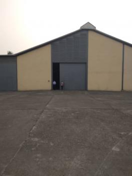 1500 Square Meters Warehouse with Office Complex., Off Port Harcourt Aba Express Way ., Elelenwo, Port Harcourt, Rivers, Warehouse for Rent