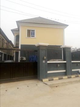 2 Bedroom Terraced Duplex, Peace Estate, Soluyi, Gbagada, Lagos, Terraced Duplex for Rent