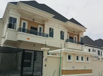 Tastefully Finished 4 Bedroom Duplex with Bq, Chevron, Lekki Phase 2, Lekki, Lagos, Semi-detached Duplex for Sale