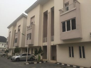 4 Bedroom Semi Detached with Bq, Jakande, Osapa, Lekki, Lagos, Semi-detached Duplex for Rent