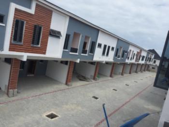 Lovely and Spacious Detached 4 Bedrooms Duplex, Chevron Drive, Idado, Lekki, Lagos, Terraced Duplex for Sale