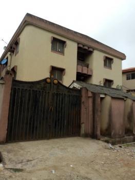 6 Nos 3 Bedroom Flat, Obinna Uzoh Street Canal Estate Okota Lagos Nigeria, Isolo, Lagos, Block of Flats for Sale