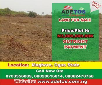 Land, Magboro,ogun, Magboro, Ogun, Mixed-use Land for Sale