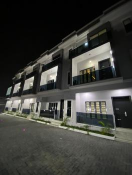 4 Bedrooms Ensuite Terrace Duplex with Fitted Kitchen and Bq, Jerry Iraibe Street Lekki Phase One, Lekki Phase 1, Lekki, Lagos, Terraced Duplex for Sale
