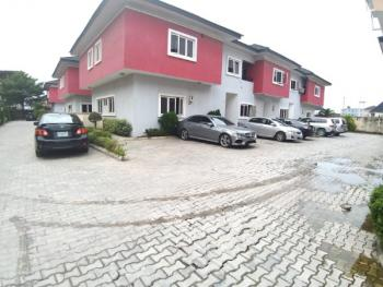 Lovely 4 Bedroom Terrace Duplex, Canal West Estate, Osapa, Lekki, Lagos, Terraced Duplex for Rent