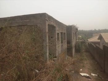 an Uncompleted 3 (no) 3 Bedroom Flat on a Full Plot of Land, Liberty Estate, Off Ojokoro - Eyita Road,, Ikorodu, Lagos, Block of Flats for Sale
