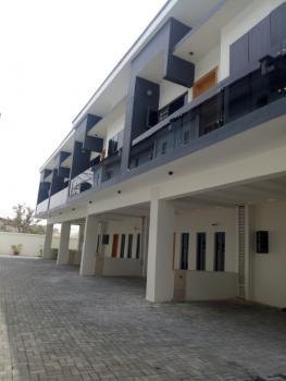 24hrs Serviced 4bedroom Terrace Duplex, 2nd Toll Gate, Lekki Expressway, Lekki, Lagos, Terraced Duplex for Rent