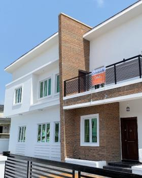 New 4 Bedroom Detached Home + Maids Room and Swimming Pool Attached, Ikota, Lekki, Lagos, Detached Duplex for Sale