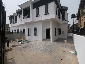 Fully Serviced Brand New 4 Bedroom Semi Detached Duplex, Lekki Gardens Estate Phase 1,by Blenco Supermarket Sangotedo, Ajah, Lagos, Semi-detached Duplex for Sale