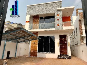 Lovely 5 Bedrooms with 1room Bq Fully Detached Duplex, Osapa, Lekki, Lagos, Detached Duplex for Sale