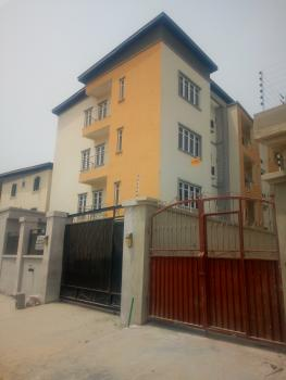 Brand New and  Serviced 3 Bedroom Flat and a Room Bq., Off Orchid Road,  2nd Toll Gate, Chevron., Lekki Expressway, Lekki, Lagos, Flat for Rent