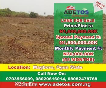 Land, Magboro, Ogun, Magboro, Ogun, Mixed-use Land for Sale