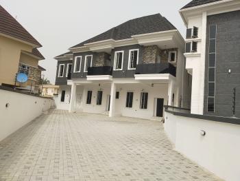 Newly Built and Well Finshed 4 Bedroom Terrace Duplex, Ikota Villa Estate, Ikota, Lekki, Lagos, Terraced Duplex for Sale
