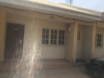 1bedroom Bungalow, After Amac Market, Lugbe District, Abuja, Semi-detached Bungalow for Rent