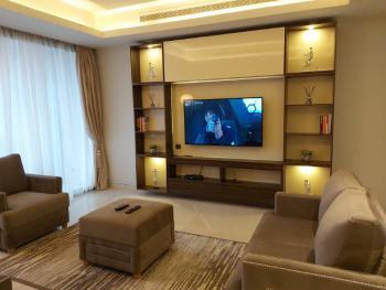Luxury 2 Bedroom Apartment with Waterfront View, Eko Atlantic City, Lagos, Flat Short Let