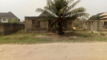 Property on Full Plot at Lintel Level, Magodo, Lagos, Residential Land for Sale