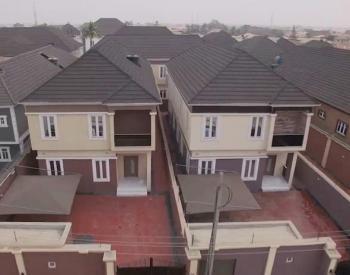 Newly Built 5-bedroom All Ensuite Duplex + Bq, Omole Phase 2, Ikeja, Lagos, Detached Duplex for Sale