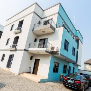 Nice and Well Built Modern 3 Bedroom Apartment, Lekki Phase 1, Lekki, Lagos, Flat for Rent