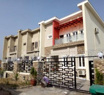 Exquisite Finished 3 Bedroom Terrace Corner Piece, Fort Royal Estate, Kiami, Lugbe District, Abuja, Terraced Duplex for Sale