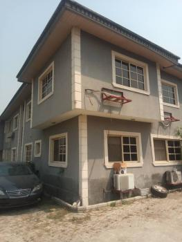 4 Numbers of 3 Bedroom Storey Building Wit Big Empty Land, Seaside Estate, Badore, Ajah, Lagos, Block of Flats for Sale