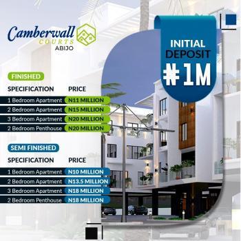 Affordable Land with C of O in Abijo,sangotedo, Lekki Epe Expressway, Abijo Gra, Abijo, Lekki, Lagos, Residential Land for Sale
