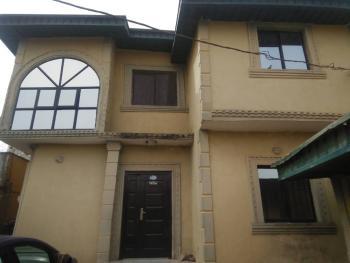 4 Bedroom Duplex in an Estate at Ogba Ikeja, Oke Ira Ogba  Ikeja, Ogba, Ikeja, Lagos, Detached Duplex for Sale