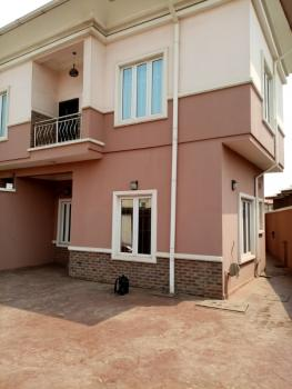 (direct Brief) 4 Bedroom House Available, Gra, Magodo, Lagos, Semi-detached Duplex for Sale