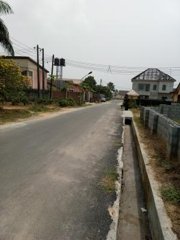 One and Half Plots in a Gated Estate, Tmc Estate, Trans Amadi, Port Harcourt, Rivers, Residential Land for Sale