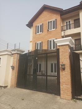 4bedroom London Style Duplex with Bq Self Compound, By Osapa Shoprite, Osapa, Lekki, Lagos, Terraced Duplex for Rent