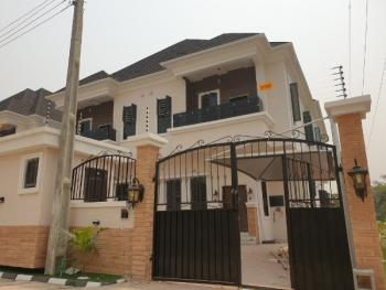 Luxury Very Spacious 4 Bedroom Semi Detached Duplex with Bq, Chevron, Lekki Expressway, Lekki, Lagos, Semi-detached Duplex for Sale