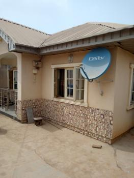 Executive Modern 3 Bedroom Bungalow on Half Plot, Amikanle, Ait Road, Egbeda, Alimosho, Lagos, Detached Bungalow for Sale