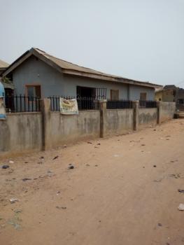 a 2 Bedroom Flat on Quarter Plot, Command Ipaja, Boys Town, Ipaja, Lagos, Detached Bungalow for Sale