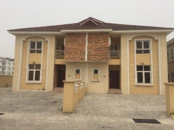 Brand New 4 Bedroom Semi Detached Duplex with Bq, Alperton Court, Jakande, Osapa, Lekki, Lagos, Semi-detached Duplex for Sale