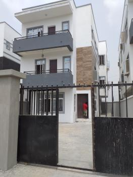 a Brand New 5 Bedrooms Detached Duplex + 1 Room Bq, in a Serene and Secured Estate at Lekki Right Hand Side., Lekki Phase 1, Lekki, Lagos, Detached Duplex for Sale