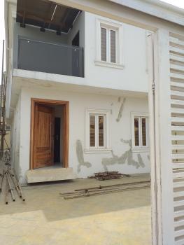 a Brand New 4 Bedrooms Detached Duplex with 1 Room Bq Etc., Off Fola Osibo Street., Lekki Phase 1, Lekki, Lagos, Detached Duplex for Sale