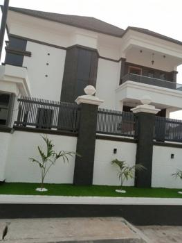 Newly Completed 4 Bedroom Fully Detached Duplex with a Room Bq, Ademola, Osapa, Lekki, Lagos, Detached Duplex for Sale